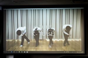K-TUBE:動画を見て、色合わせ、キャップとばし、トランプの色合わせに挑戦!